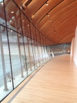 Inside the Crystal Bridges Museum