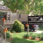 Chocolate Haus sign