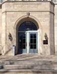 Monroe School Doors