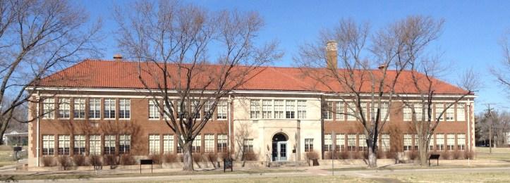 Monroe School, Topeka Kansas