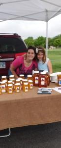 Small Barn Farm honey sellers