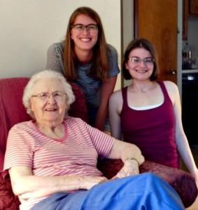 B&E and Great Grandma 2