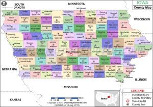 iowa-county-map