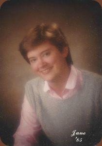 1985 Senior Picture