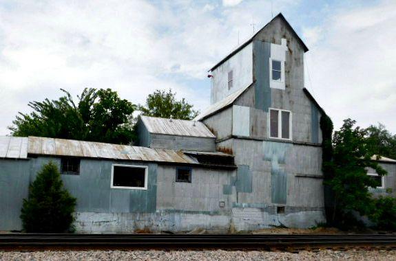 Lenexa Kansas grain elevator