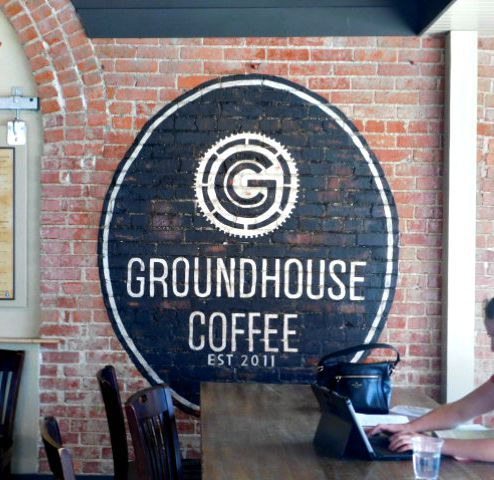 Groundhouse Coffee logo