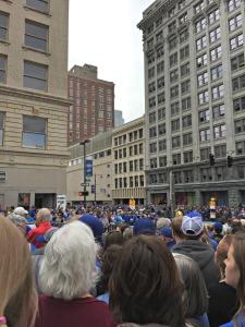 Royals parade 11-3-15