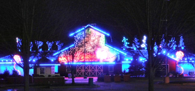Deanna Rose Light Display Kansas City Is An Exciting Place During The  Christmas Season. Whether You Love Music And Theater, Holiday Light  Displays, ...
