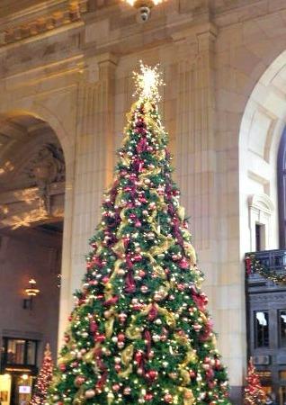 Union Station Christmas Tree, Kansas City