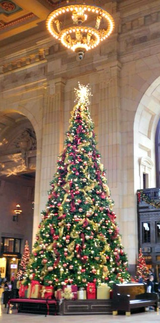 Union Station Christmas Tree, Kansas City