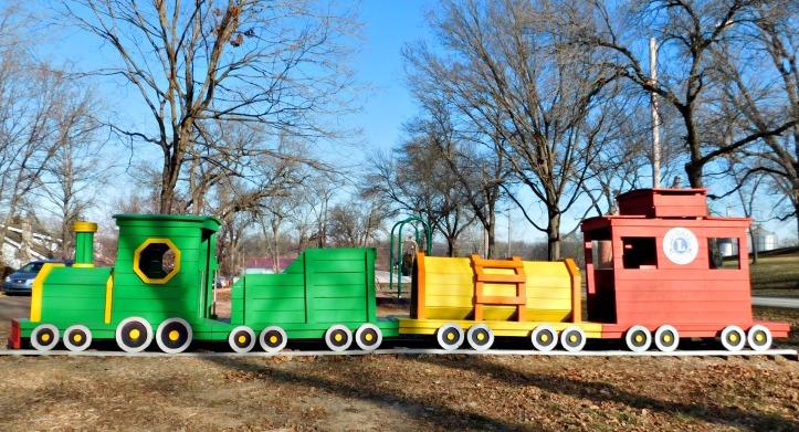 Toy train Eudora