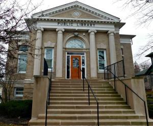 Danville Indiana Public Library