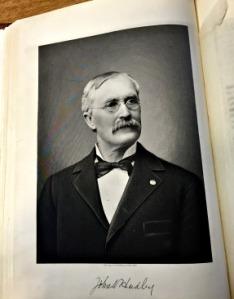 John V Hadley