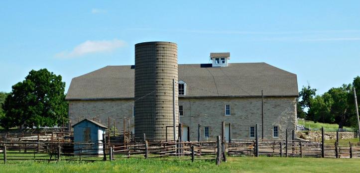 Flint Hills barn