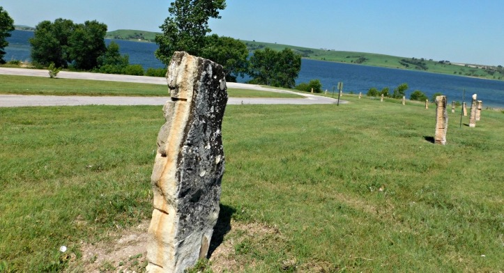 Lake Wilson, Kansas, Post Rock Scenic Byway