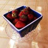 Strawberries small