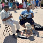 City Market music