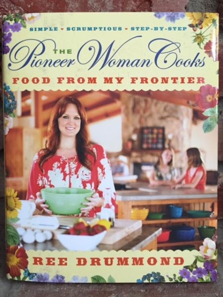 Pioneer Woman Cooks Cookbook image