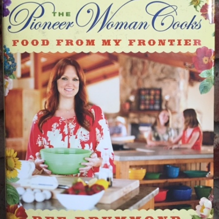 Pioneer Woman Cooks Cookbook image