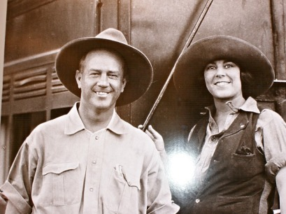 Martin and Osa Johnson