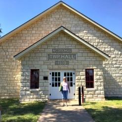 Nicodemus, Kansas Township Hall